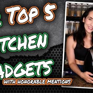 Our Top 5 Kitchen Gadgets | Vegan Proteins