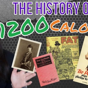 The History of 1200 Calories | Vegan Proteins