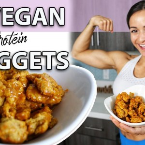 VEGAN BBQ NUGGETS | EASY SEITAN RECIPE