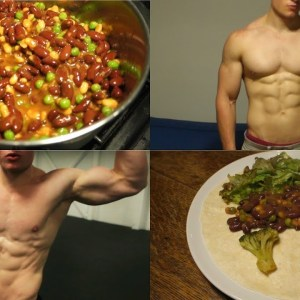 VEGAN BODYBUILDING | 120g+ PROTEIN PACKED MEAL IDEA