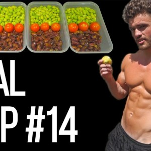 VEGAN BODYBUILDING MEAL PREP ON A BUDGET #14