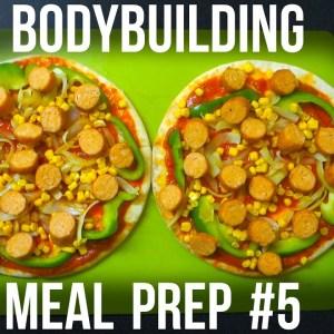 VEGAN BODYBUILDING MEAL PREP ON A BUDGET #5