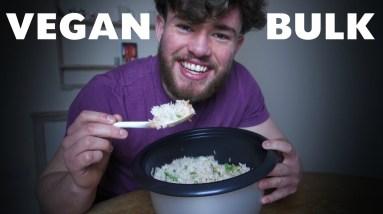Vegan Full Day of Eating #1 | Vegan Bodybuilder