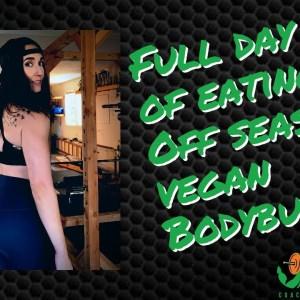 What I Eat in a Day - Vegan Bodybuilder in Lockdown | Vegan Proteins