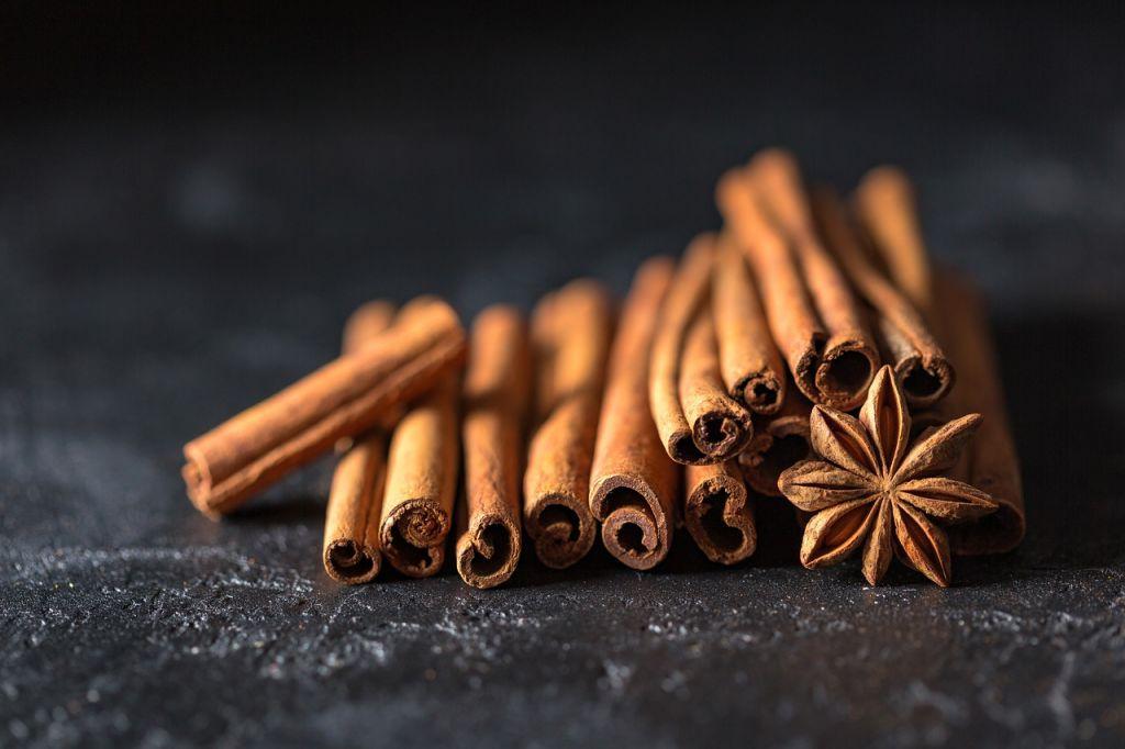 Cinnamon sticks used for Cinnamon Toast Crunch