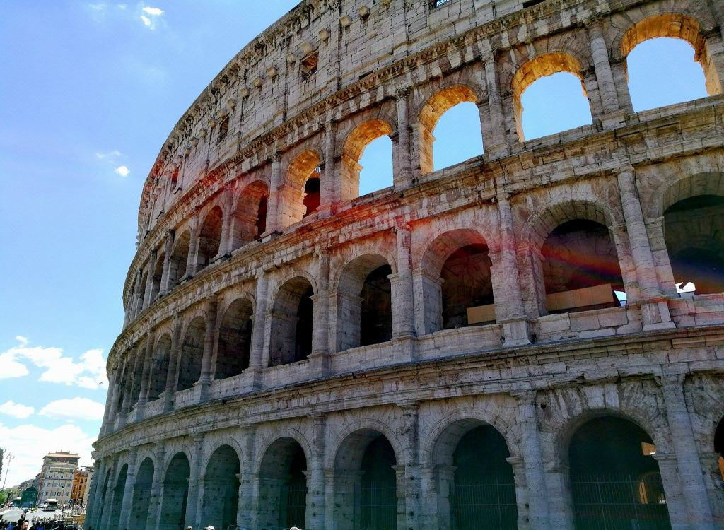 Travel to Rome