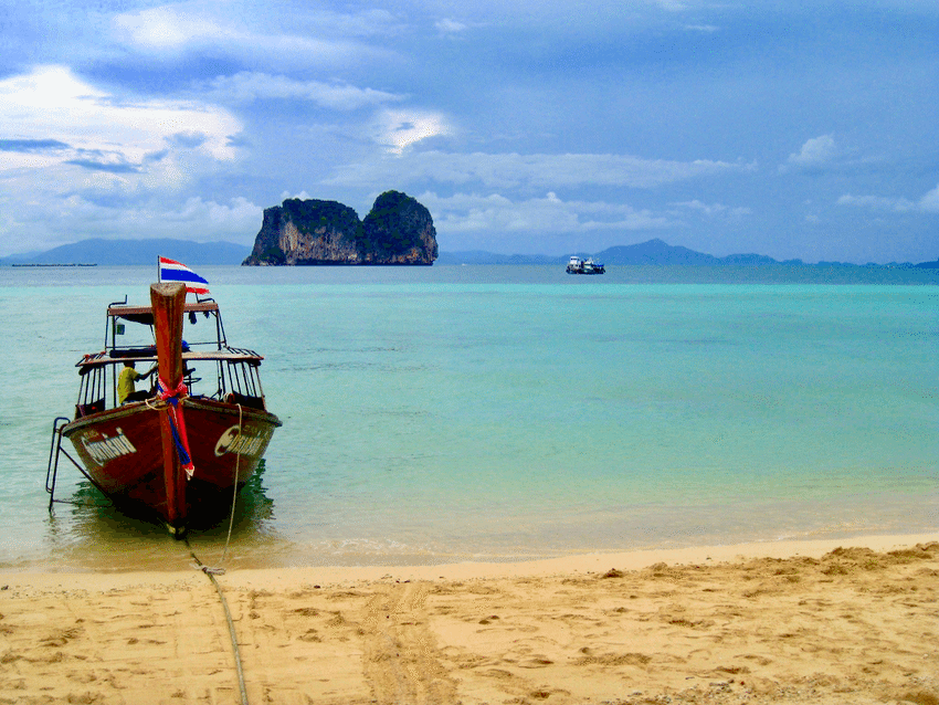 Eating vegan in Thailand