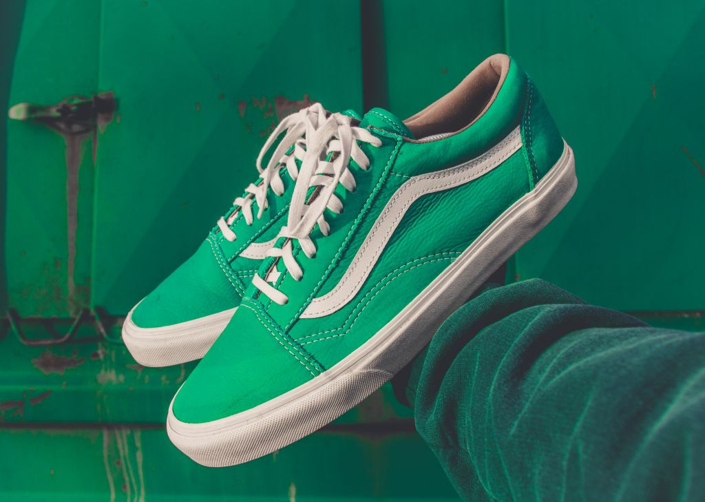 Are Vans Vegan? - Green Old Skools