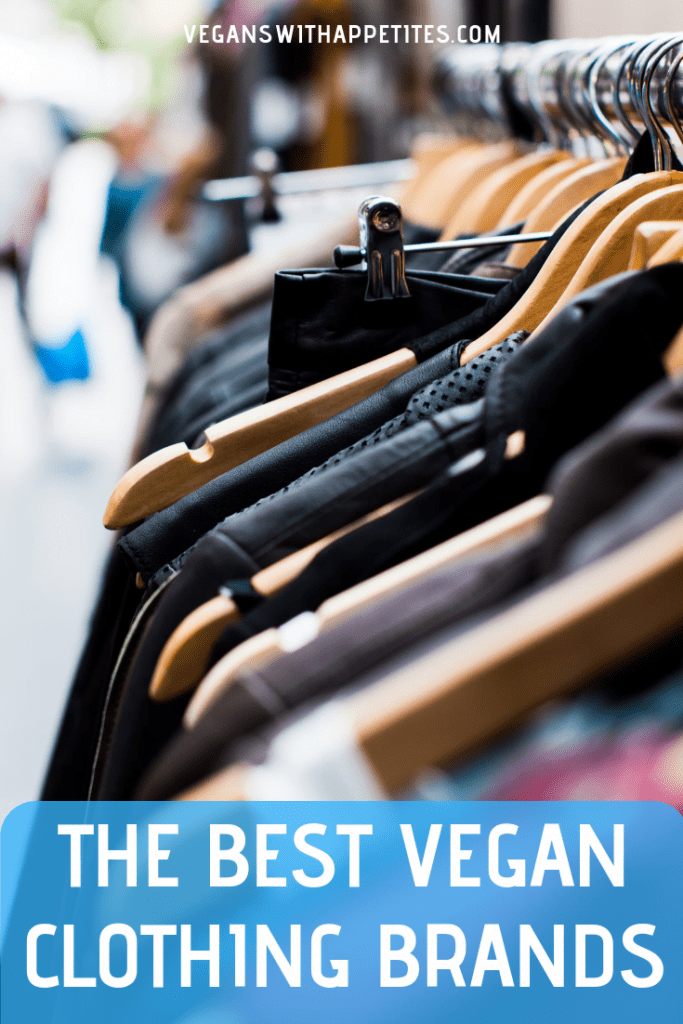 Pin Button for Vegan Clothing Brands