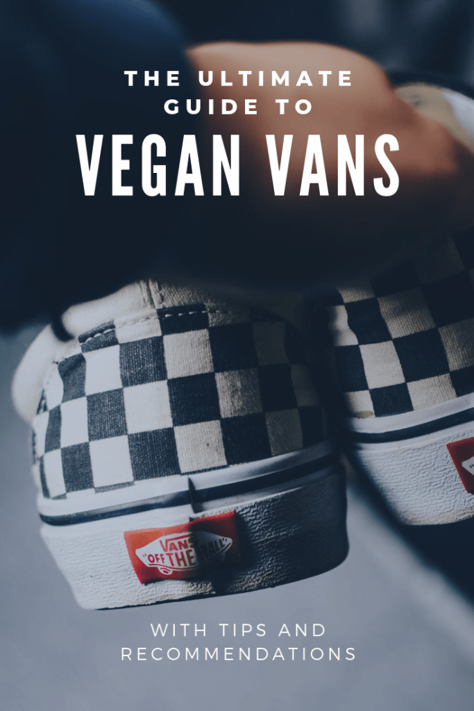 Vegan Vans Pin it button