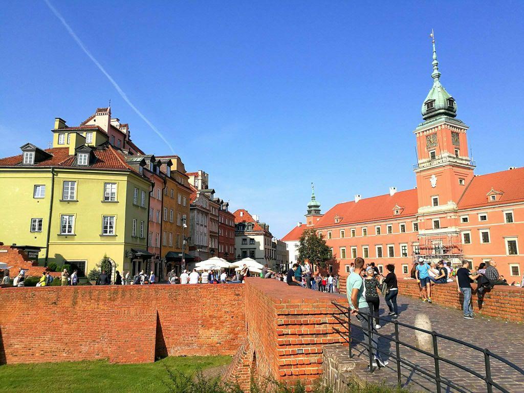 Vegan in Warsaw