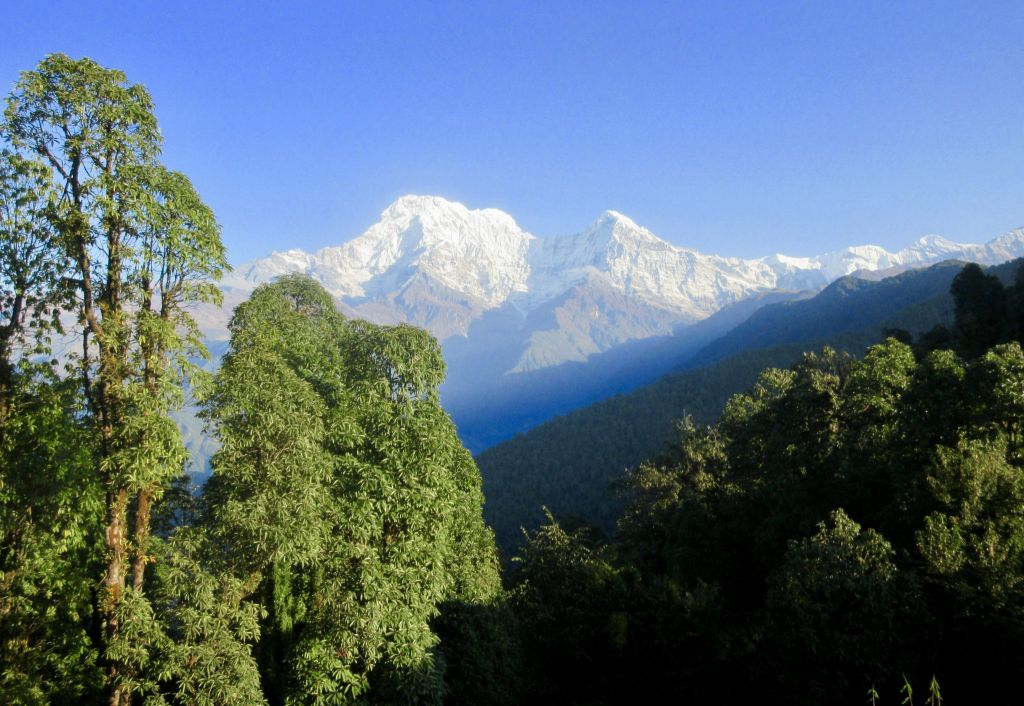 trekking the mardi himal