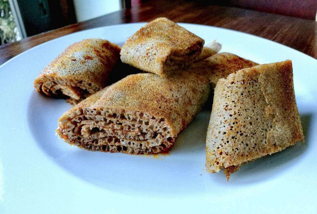 Injera bread