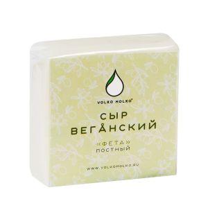 """Веганский сыр """"Фета"""" Volko Molko, 280 гр"""