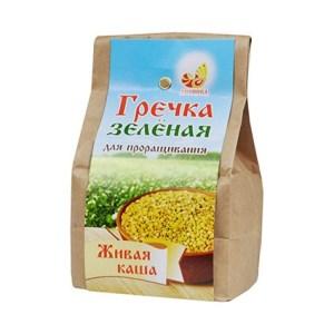"""Гречка зеленая для проращивания """"Дивинка"""", 500 гр"""