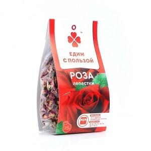 """Роза лепестки """"Едим с пользой"""", 25 гр"""
