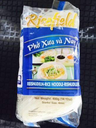 Pad Thai vegan Rezept einfach kochen Glasnudeln