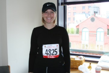 First running race in NYC