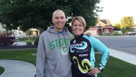 Boise 70.3 race morning