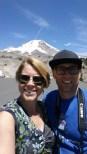 Mt Hood selfie