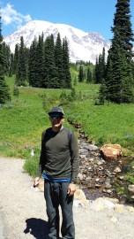 Mt Rainer hike 1