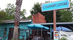 Last night meal at Counter Culture
