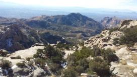 Mount Lemmon view