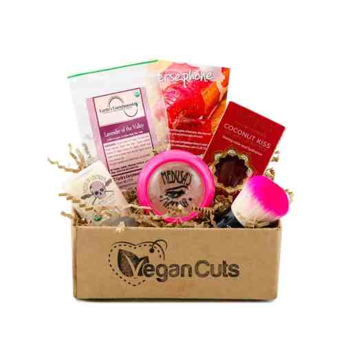 Vegan Cuts Beauty Box Review