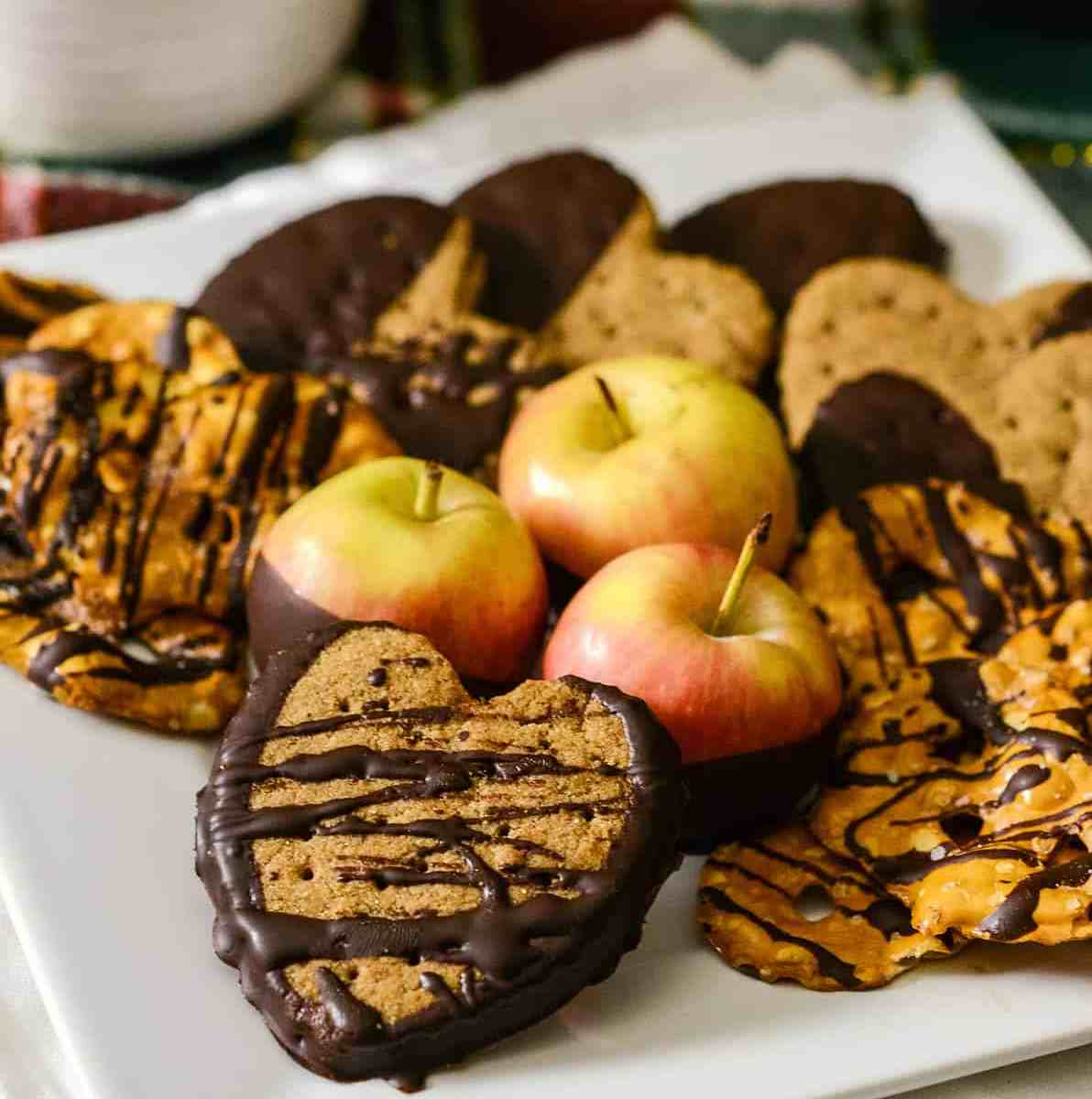 Review of Fran Costigan's Vegan Chocolate Cookbook, plus a giveaway for a copy of the book and a recipe previews!