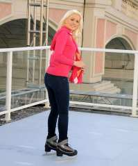 Holly Madison at Winter in Venice