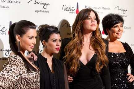 Kardashian Khoas Grand Opening at The Miarge in Las Vegas, NV on December 15, 2011