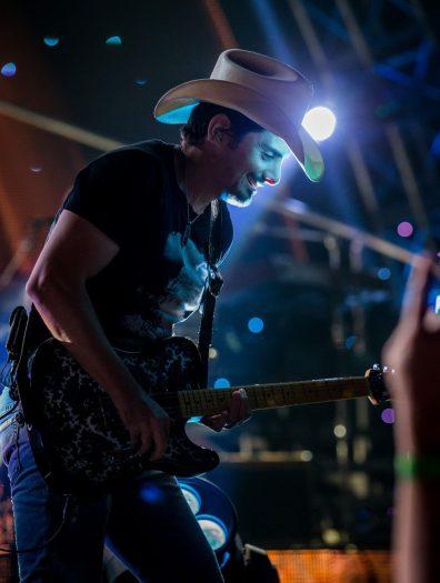 Brad Paisley at Mandalay Bay in Las Vegas, Nevada