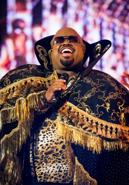 CeeLo Green opens LOBERACE at Planet Hollywood in Las Vegas, NV