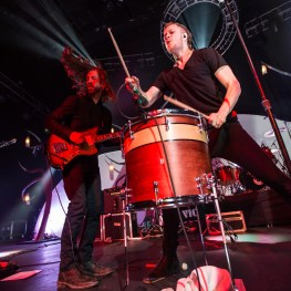 Imagine Dragons perform at The Joint in Las Vegas, NV