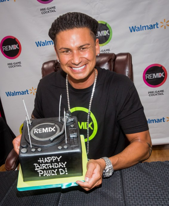 DJ Pauly D Remix Bottle Signing and Birthday Celebration in Las Vegas, Nevada