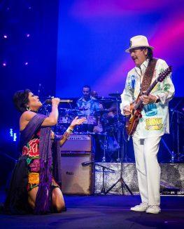 Santana - Photo by Erik Kabik