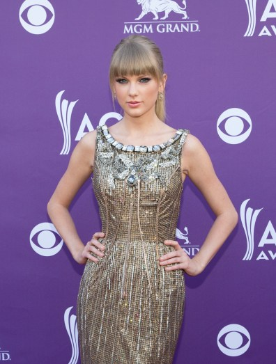 48th Annula Academy of Country Music Awards in Las Vegas, NV
