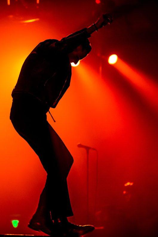 The Killers perform at The Cosmopolitan in Las Vegas, NV