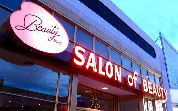 Beauty Bar Las Vegas