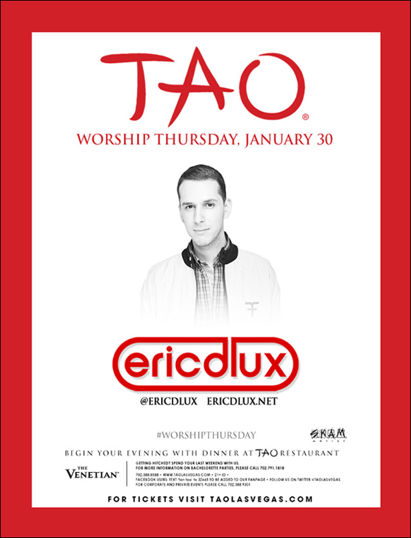 Worship Thursdays at TAO Nightclub
