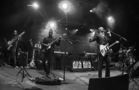 Elvis Costello & The Roots at Brooklyn Bowl Las Vegas