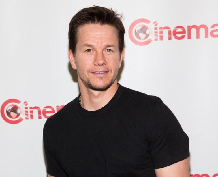 Mark Wahlberg at CinemaCon 2014