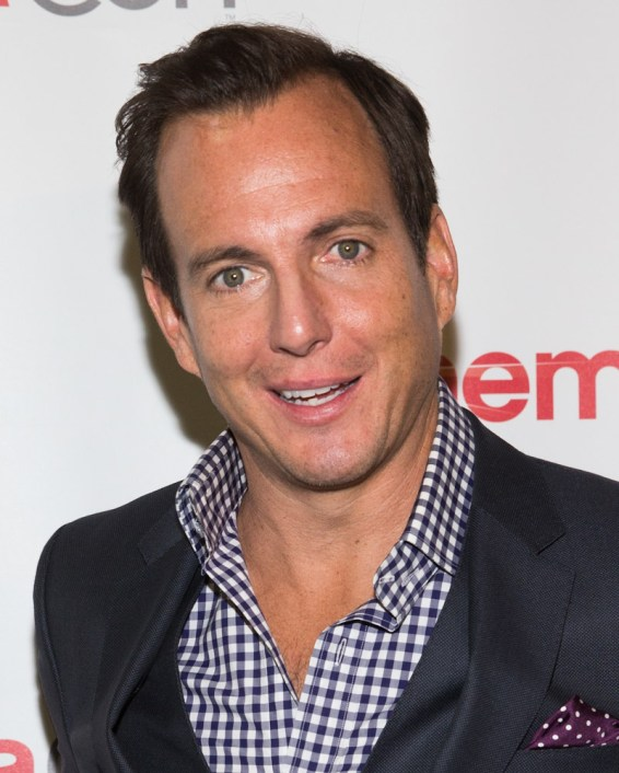 Will Arnett at CinemaCon 2014