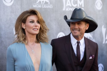 Faith Hill and Tim McGraw - 2014 ACM Awards