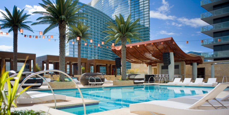 Marquee Dayclub at the Pool District