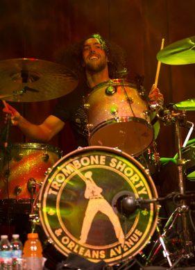 Trombone Shorty & Orleans Avenue at Brooklyn Bowl Las Vegas