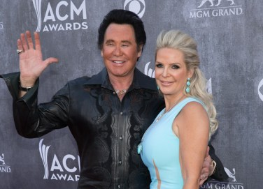 Wayne Newton - 2014 ACM Awards