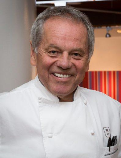 Wolfgang Puck at Spago