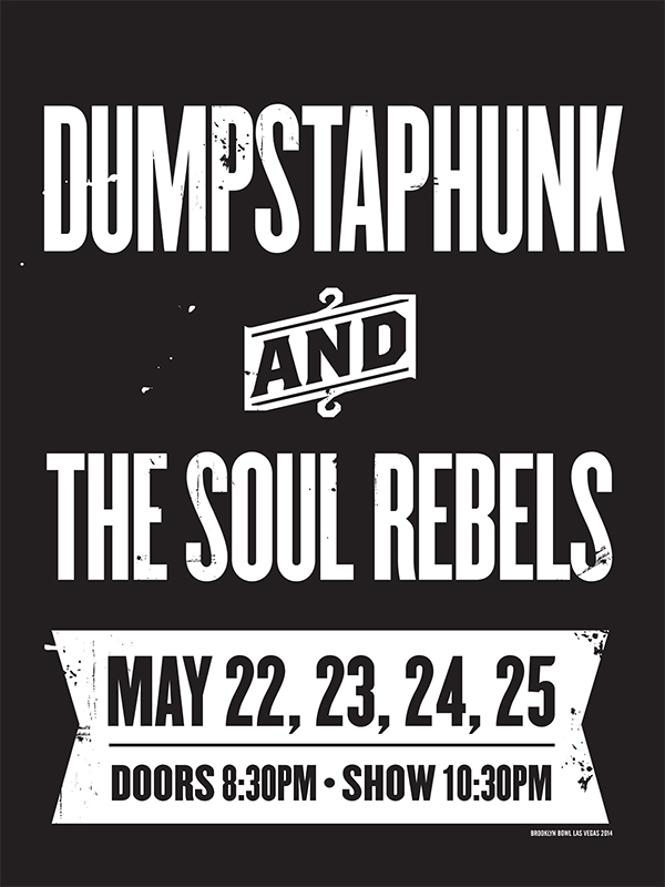 Dumpstaphunk & The Soul Rebels at Brooklyn Bowl Las Vegas