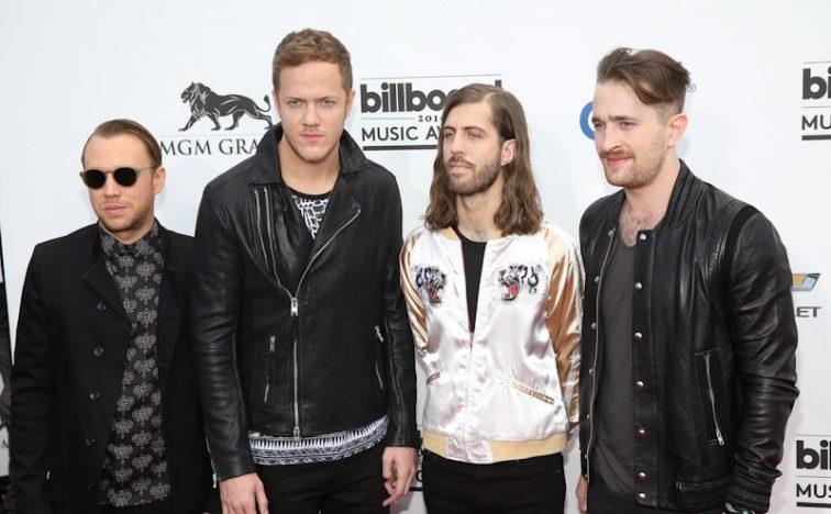 Imagine Dragons at 2014 Billboard Music Awards